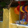 Daily Photo: Fabric Lanterns for Sale