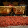 Daily Photo: Drying Mounds of Chili