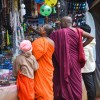Daily Photo: Monks Shopping
