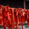 Daily Photo: Temple Ribbons