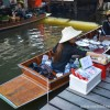 Daily Photo: Floating Market Snack Vendors