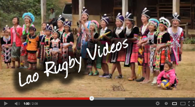 Lao Rugby Videos