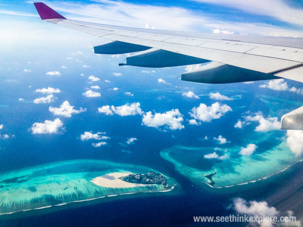Hello, Maldives!